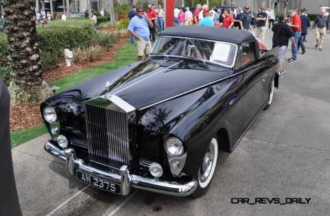 1958 Rolls-Royce Silver Cloud Honeymoon Express 24