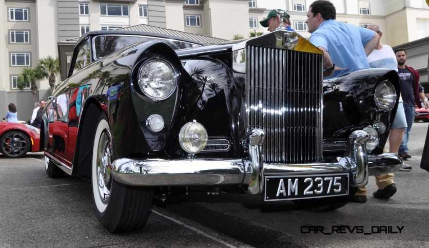 1958 Rolls-Royce Silver Cloud Honeymoon Express 28