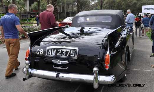 1958 Rolls-Royce Silver Cloud Honeymoon Express 7