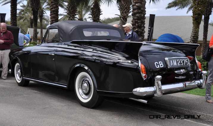 1958 Rolls-Royce Silver Cloud Honeymoon Express 8