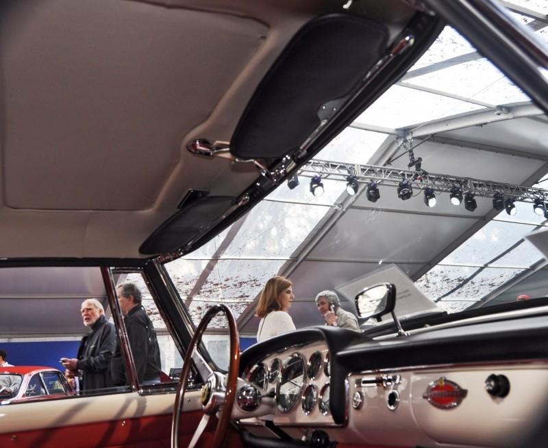 1961 Ferrari 250GT Series II Cabriolet 21
