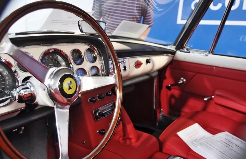1961 Ferrari 250GT Series II Cabriolet 29