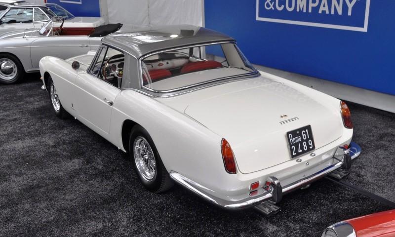 1961 Ferrari 250GT Series II Cabriolet 4
