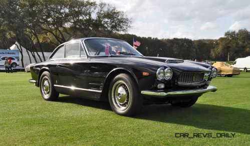 1965 Maserati Sebring 3500 GTi Series I 3