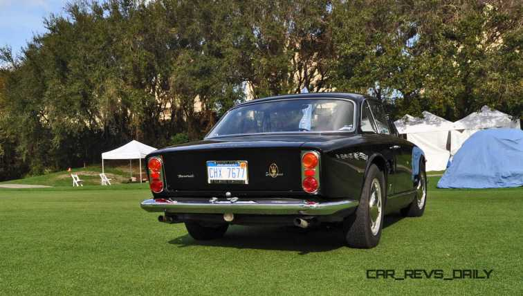 1965 Maserati Sebring 3500 GTi Series I 40