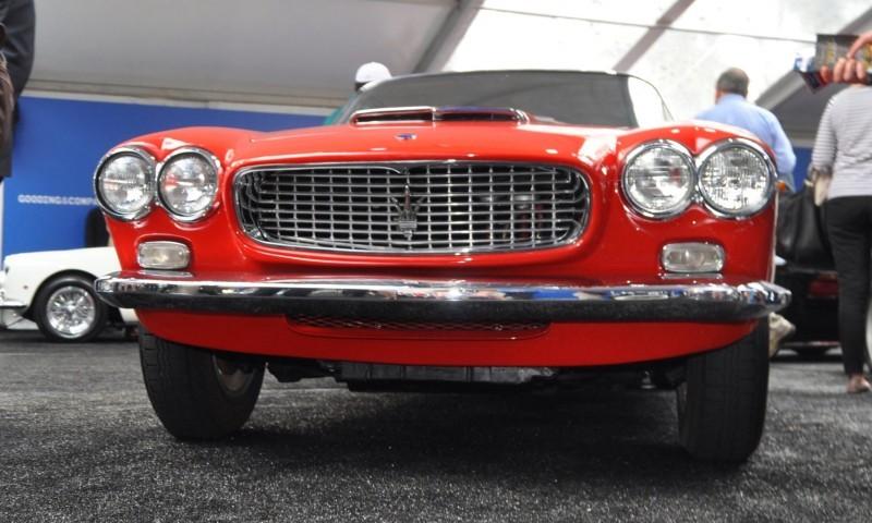 1965 Maserati Sebring Red 7