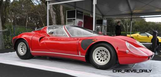 1967 Alfa Romeo 33 Stradale 2