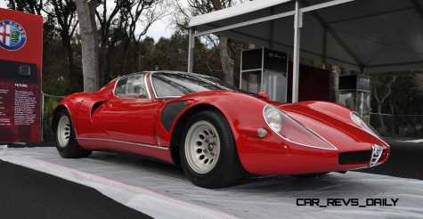 1967 Alfa Romeo 33 Stradale 3