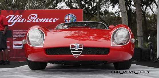 1967 Alfa Romeo 33 Stradale 40
