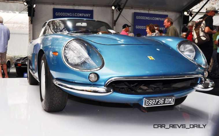 1967 Ferrari 275 GTB4 22