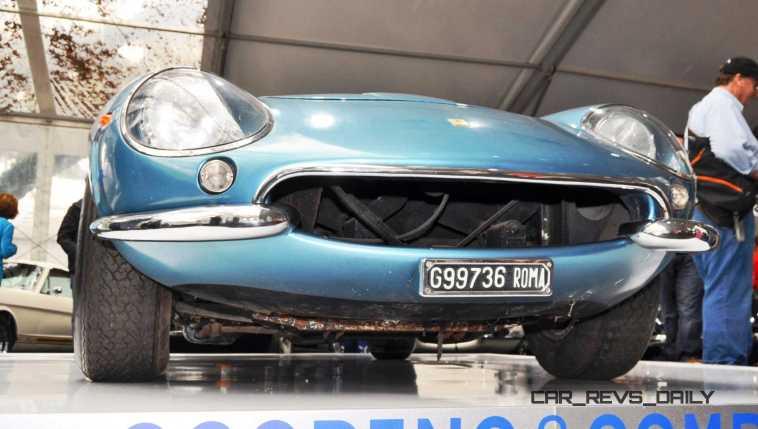 1967 Ferrari 275 GTB4 34