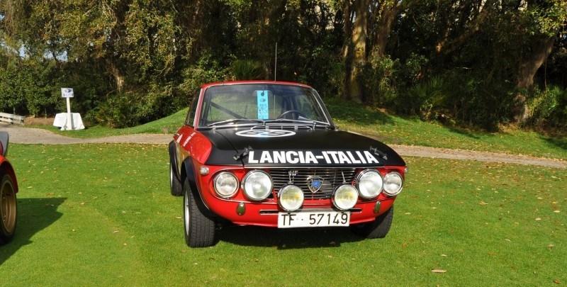 1969 Lancia Fulvia 7