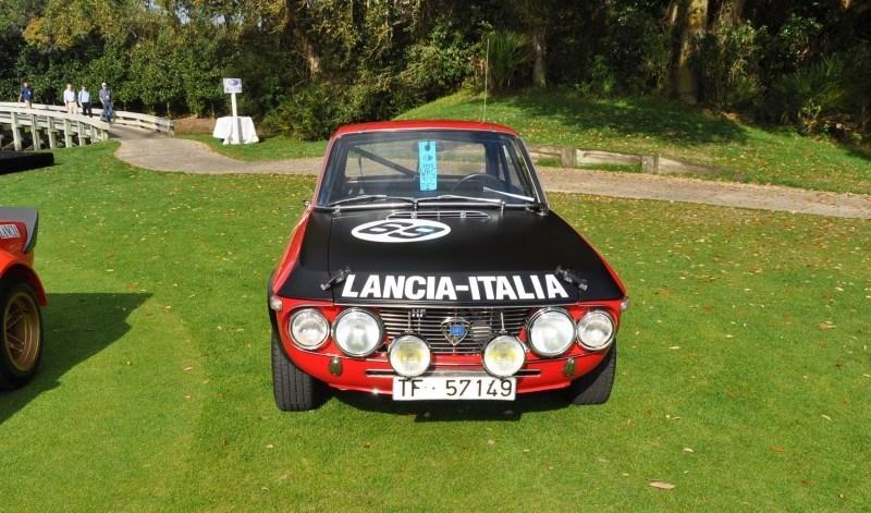 1969 Lancia Fulvia 9