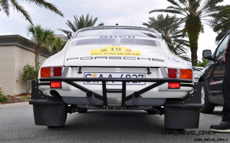 1971 Porsche 911 East African Rally Car 2