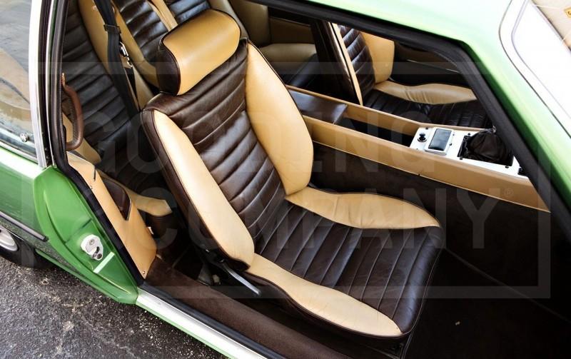 1973 Lamborghini Espada 6