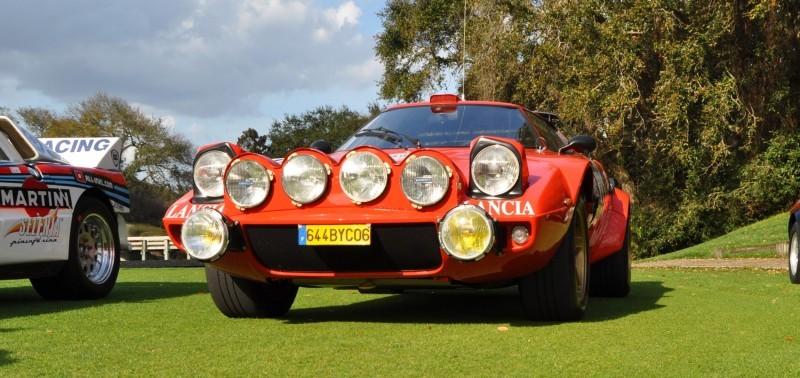 1975 Lancia Stratos Rally Car  17