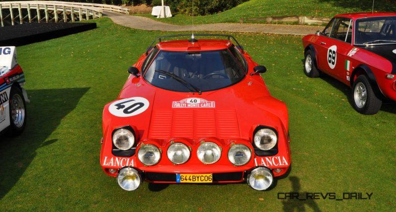 1975 Lancia Stratos Rally Car  25