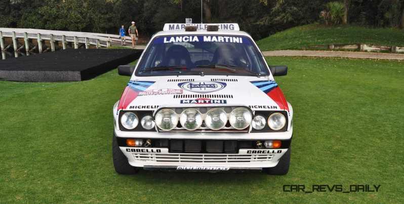 1988 Lancia Delta HF Integrale 8V 12