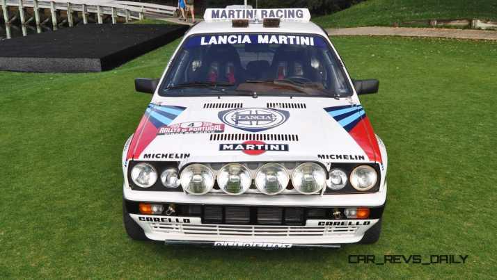 1988 Lancia Delta HF Integrale 8V 13