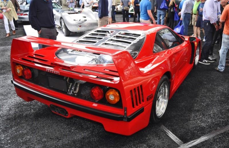 1991 Ferrari F40 10