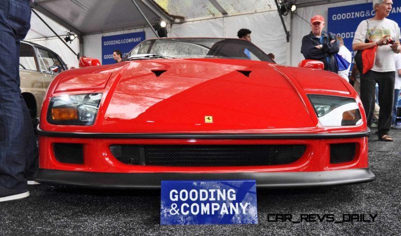 1991 Ferrari F40 22