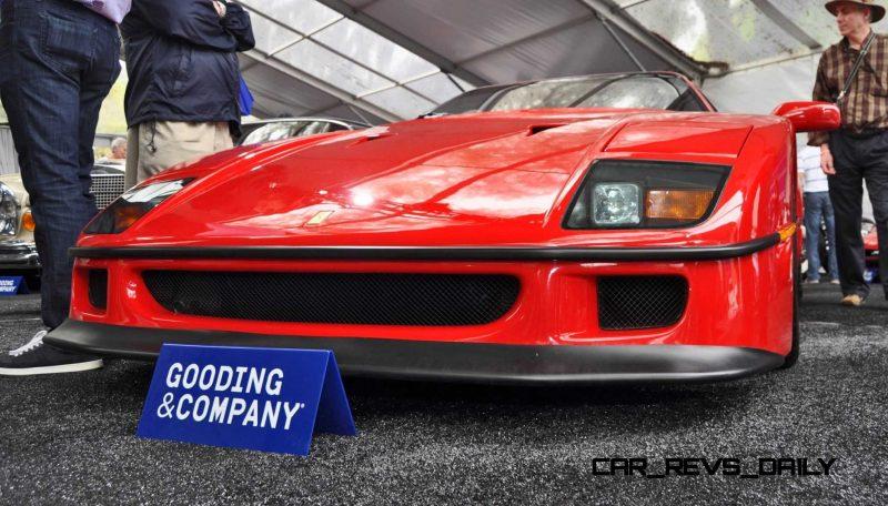 1991 Ferrari F40 24