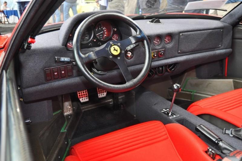1991 Ferrari F40 28