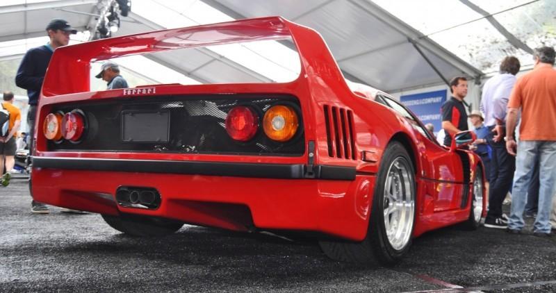 1991 Ferrari F40 7