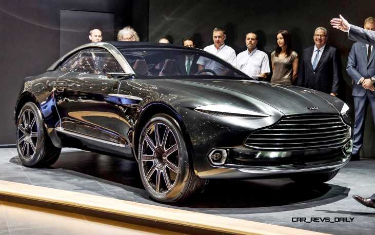 2015 Aston Martin DBX Concept 19