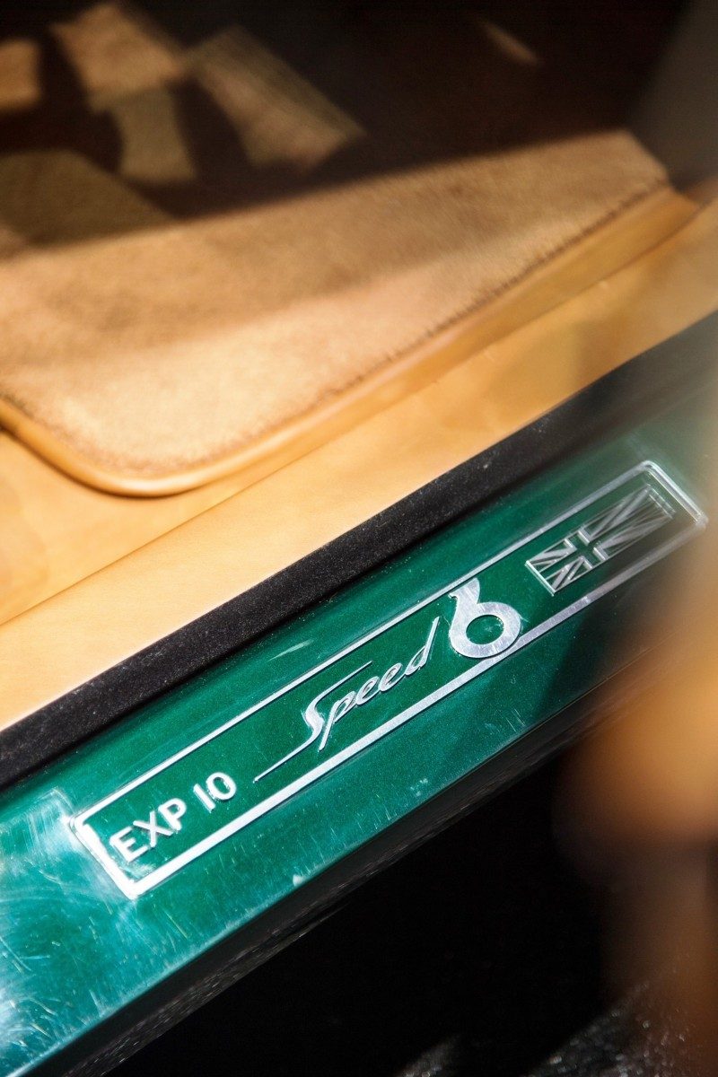 2015 Bentley EXP10 Speed6 Concept 10