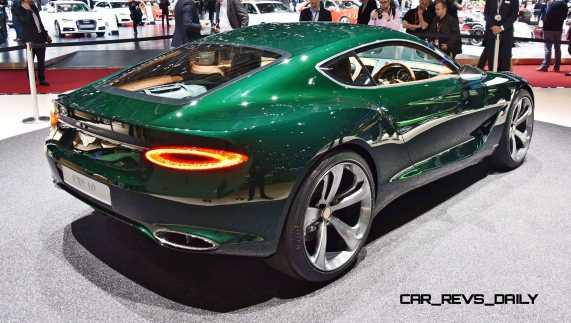 2015 Bentley EXP10 Speed6 Concept 13