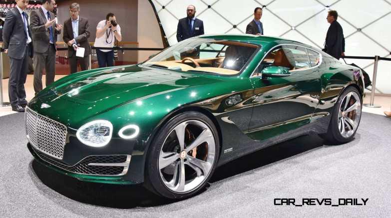 2015 Bentley EXP10 Speed6 Concept 20
