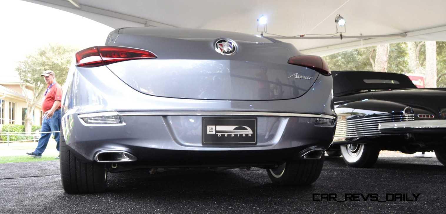 2015 Buick Avenir Concept with Y-Job in Amelia Island 14