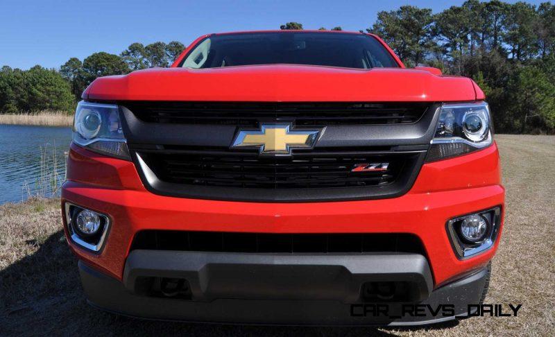 2015 Chevrolet Colorado Z71 44