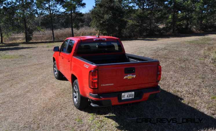 2015 Chevrolet Colorado Z71 62