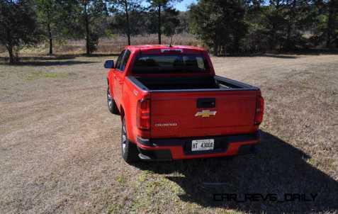 2015 Chevrolet Colorado Z71 63