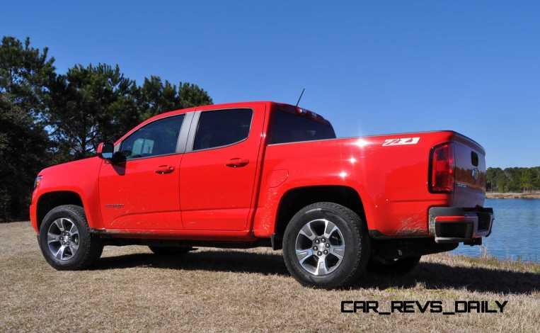 2015 Chevrolet Colorado Z71 66