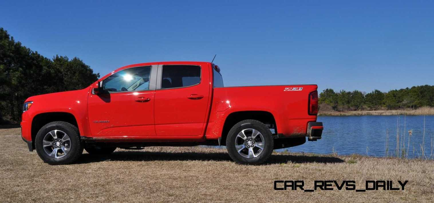 2015 Chevrolet Colorado Z71 67