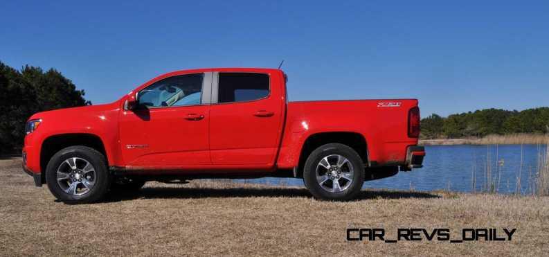 2015 Chevrolet Colorado Z71 68