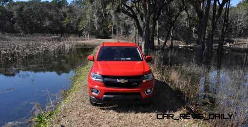2015 Chevrolet Colorado Z71 88