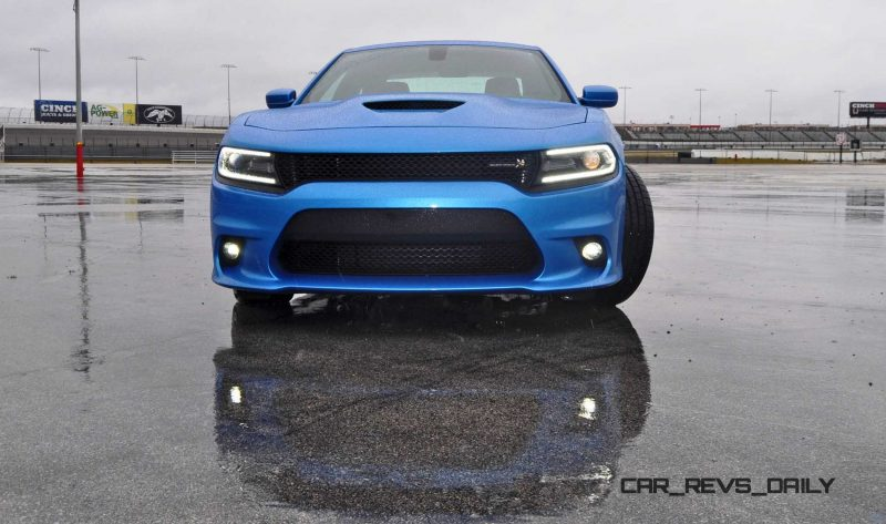 2015 Dodge Charger RT Scat Pack in B5 Blue 1