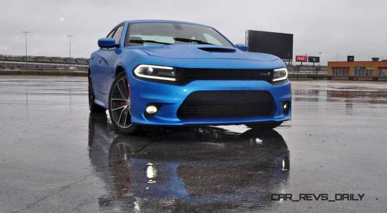 2015 Dodge Charger RT Scat Pack in B5 Blue 12