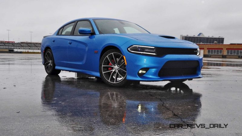 2015 Dodge Charger RT Scat Pack in B5 Blue 15