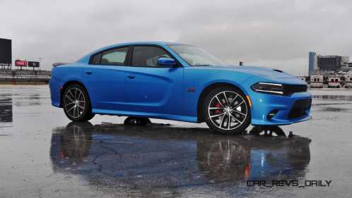 2015 Dodge Charger RT Scat Pack in B5 Blue 19