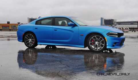 2015 Dodge Charger RT Scat Pack in B5 Blue 21