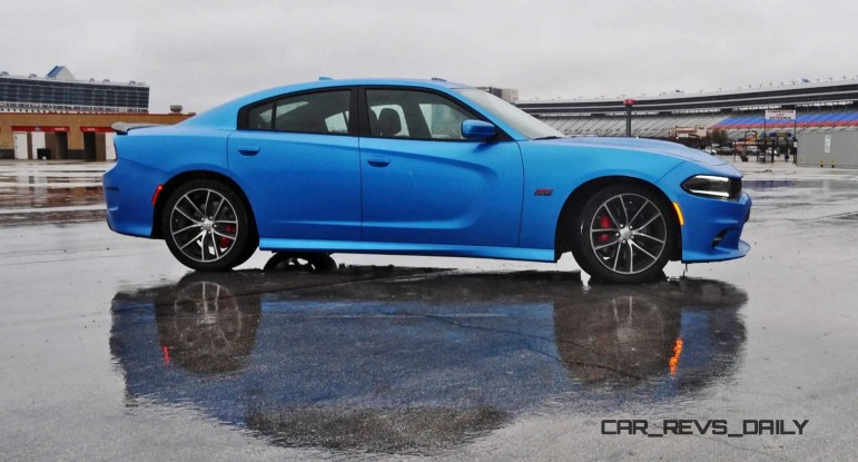 2015 Dodge Charger RT Scat Pack in B5 Blue 23