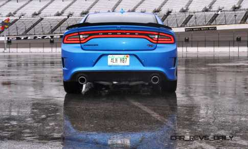 2015 Dodge Charger RT Scat Pack in B5 Blue 38