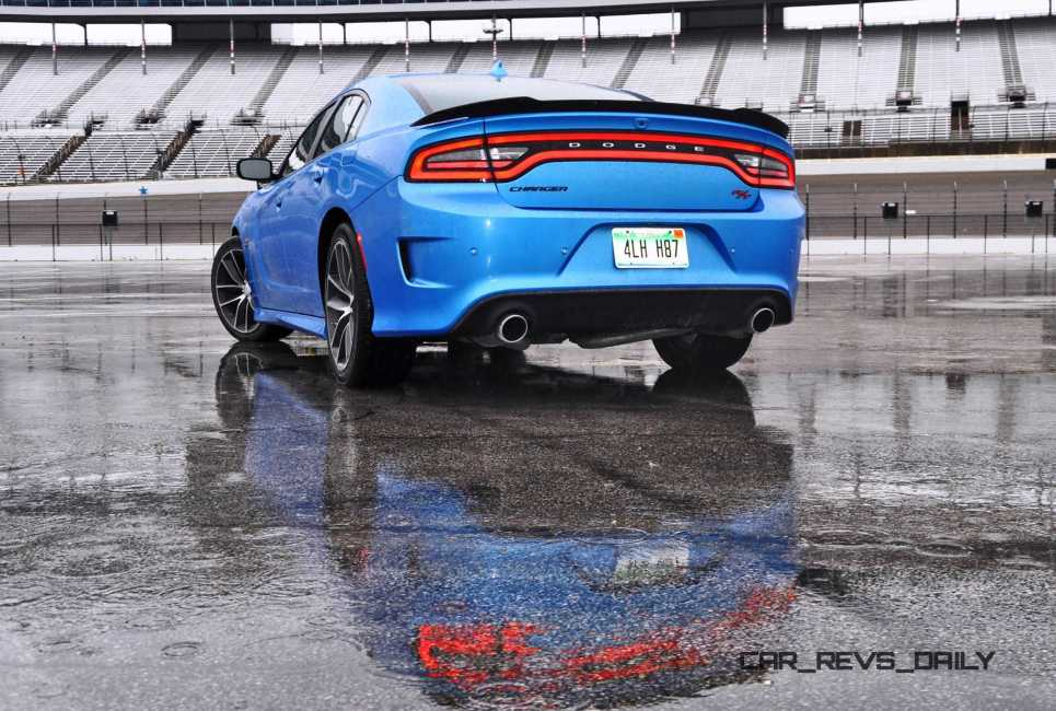 2015 Dodge Charger RT Scat Pack in B5 Blue 43