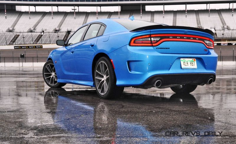 2015 Dodge Charger RT Scat Pack in B5 Blue 46