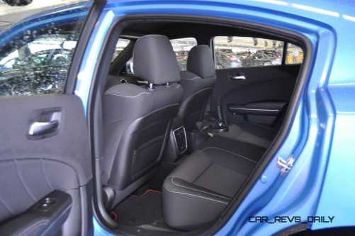 2015 Dodge Charger RT Scat Pack in B5 Blue 47